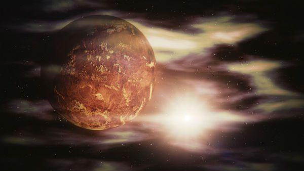 Signs of Life on Venus?