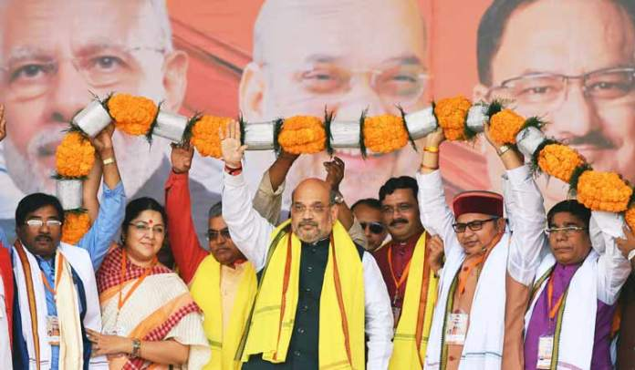 Amit Shah Is Not Coming In West Bengal