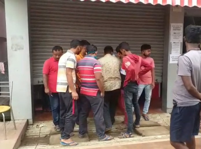 Horrible robbery in Kanthi