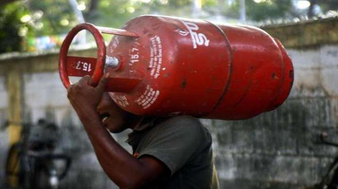 The central government is providing free LPG connection