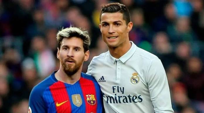Barcelona initiative to play Ronaldo-Messi together , sponsors are interested