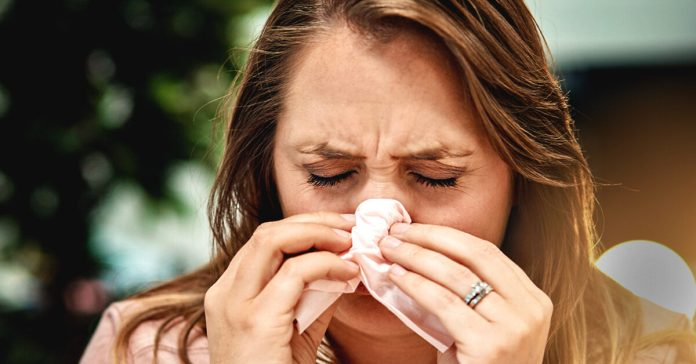 Influenza is on the rise in cities and suburbs