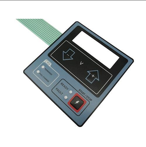 Custom SMT LED Membrane keypad switch for battery charger