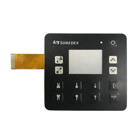 LGF membrane switch keyboard panel