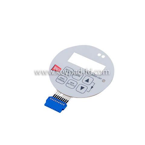 Waterproof membrane switch