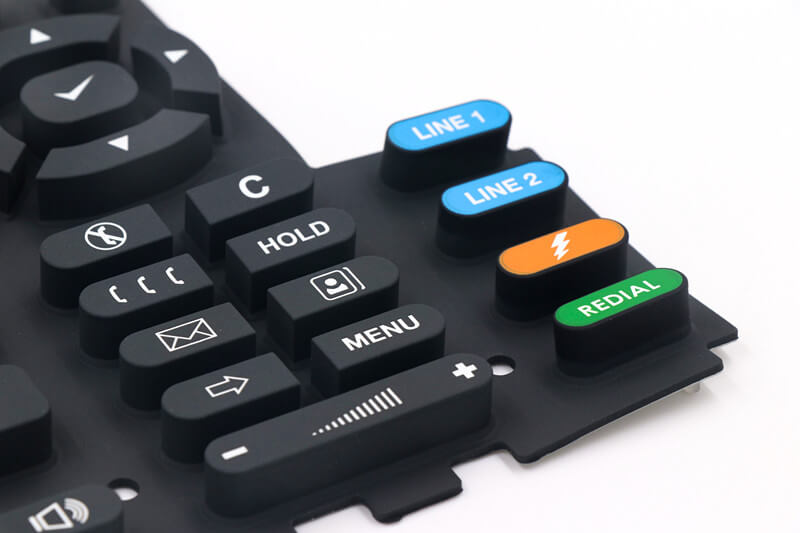 5 Best silicone rubber keypads Ideas 2020 (Custom Rubber Push Buttons)