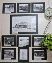 Key Peninsula Historical Society & Museum Cackleberries Humbleberries & Hooch Exhibit, Sawmills, boat builders, and brush pickers