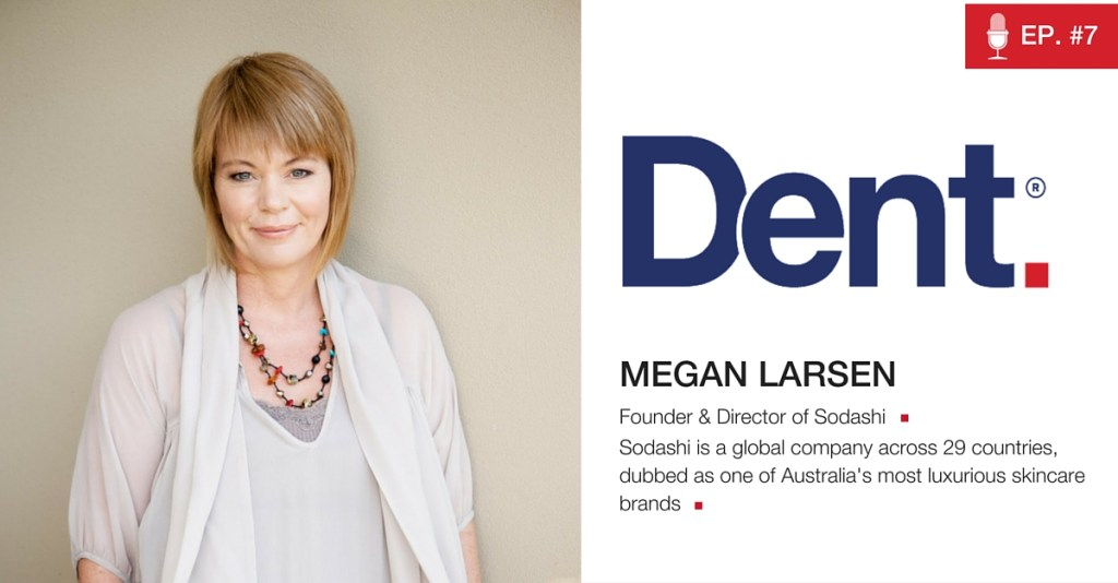 Ep 7. Megan Larsen on scaling into a global company using partnerships