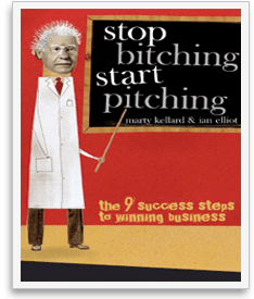 Stop Bitching start pitching