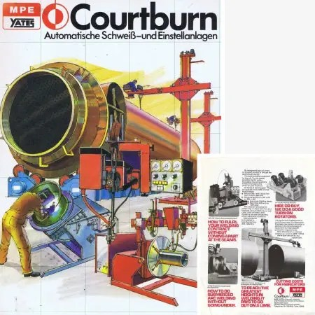 1956 Courtburn Welding