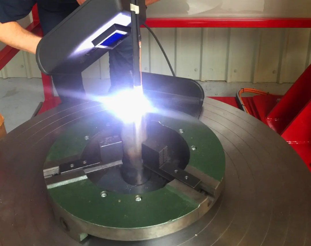 Key Plant weld research
