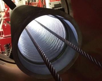 Key Plant internal bore welding
