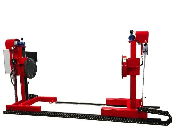 Port-A-Lift PAL Headstock & Tailstock