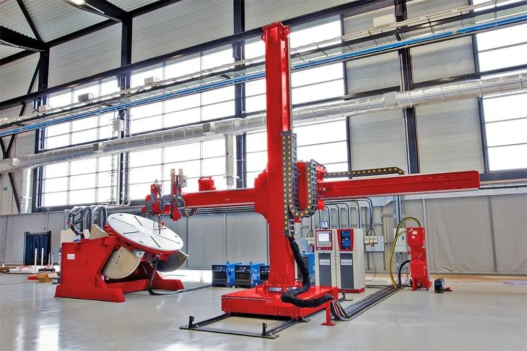 Key Plant custom built turnkey system installation