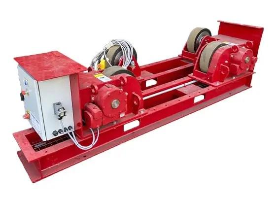 Used 10 Ton welding rotator / turning roll