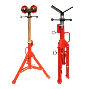 Tri folding jack Pipe Stand