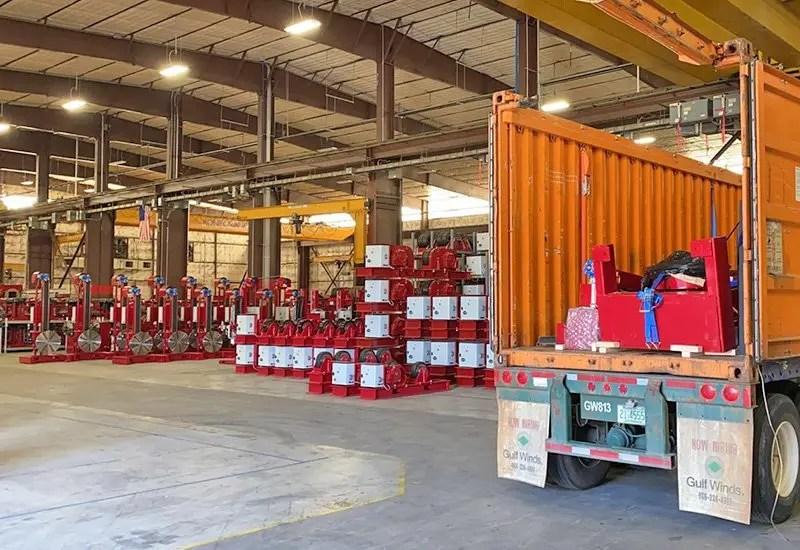 rental equipment special offer