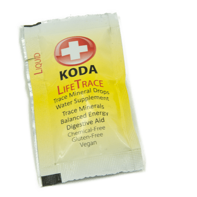 KODA LifeTrace Liquid Sachet