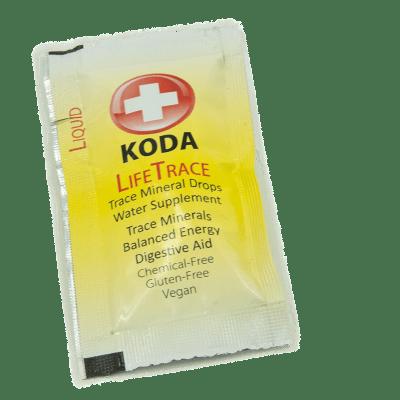 KODA LifeTrace Liquid Sachet