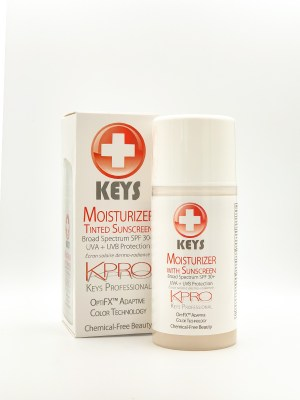 KPRO SPF - Tinted Moisturizer with Sunscreen