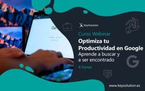 optimiza tu productividad en google curso webinar