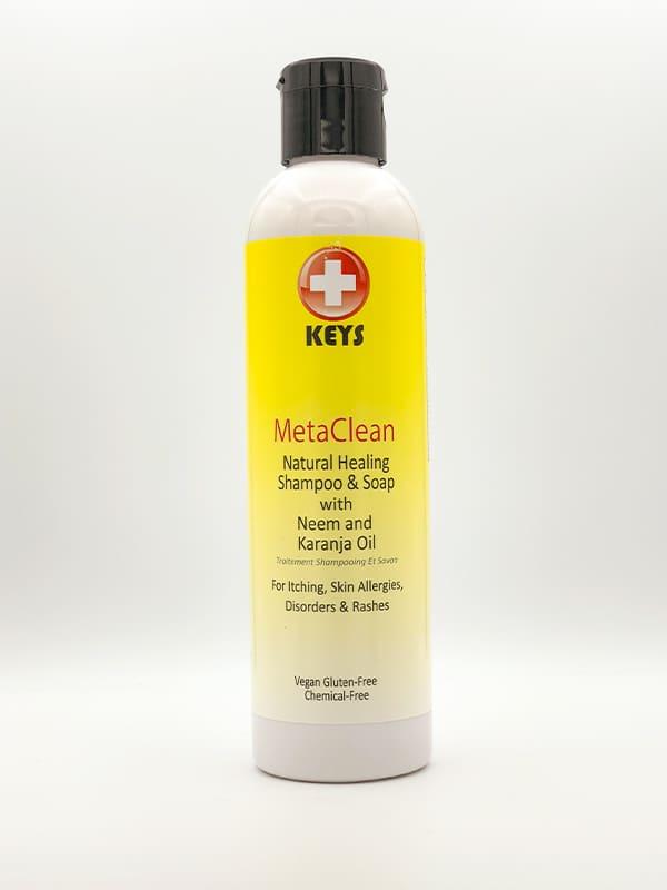 MetaClean Ayurvedic Castile Soap (236 ml) Image