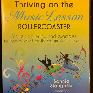 Student's Guide to Thriving the Music Lesson Rollercoaster