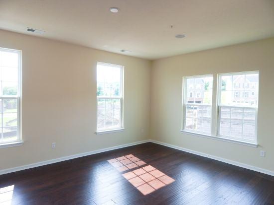 Living Room Main Level Hardwood Floors Ryan Homes
