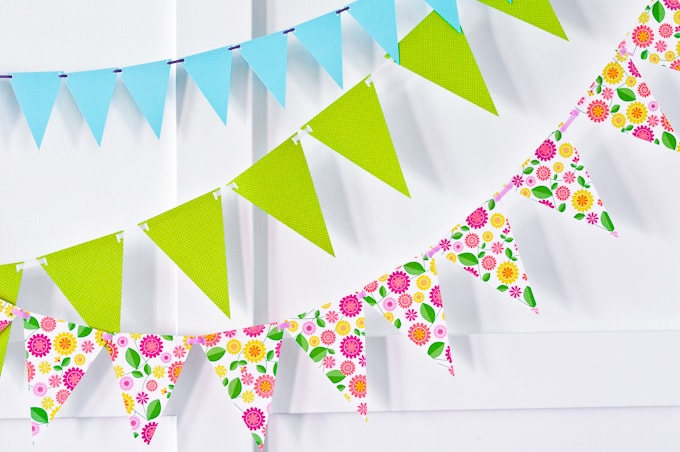 Cricut Explore Essentials: How to Make Gorgeous Banners » Keys To