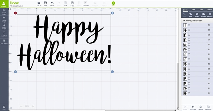 How to Upload SVG Images in Cricut Design Space {Free SVG