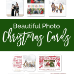Beautiful Photo Christmas Cards
