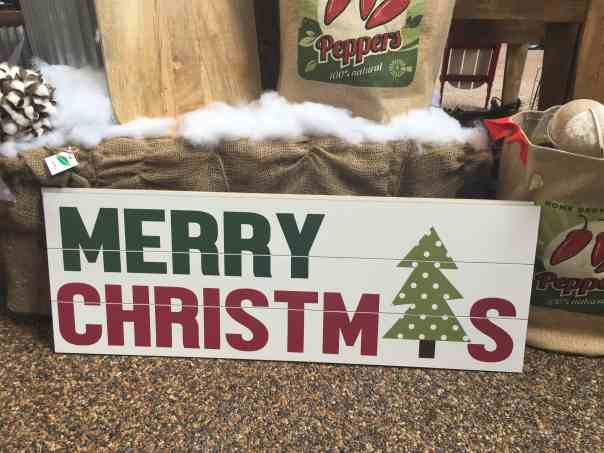Diy Merry Christmas Wooden Sign Keys To Inspiration