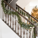 Pine and Eucalyptus Christmas Garland