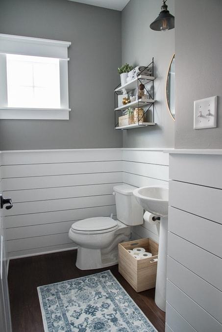 Fresh & Modern Powder Room Reveal » Keys To Inspiration - photo#42