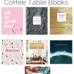 Beautiful Coffee Table Books