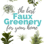 The Best Faux Greenery for your Home