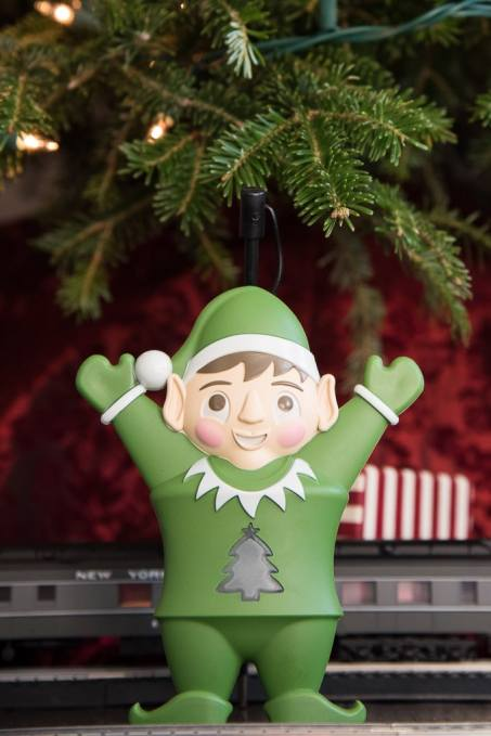 Evergreen Elf helps keep you and your home safe at Christmas by monitoring the water level of your Christmas tree!