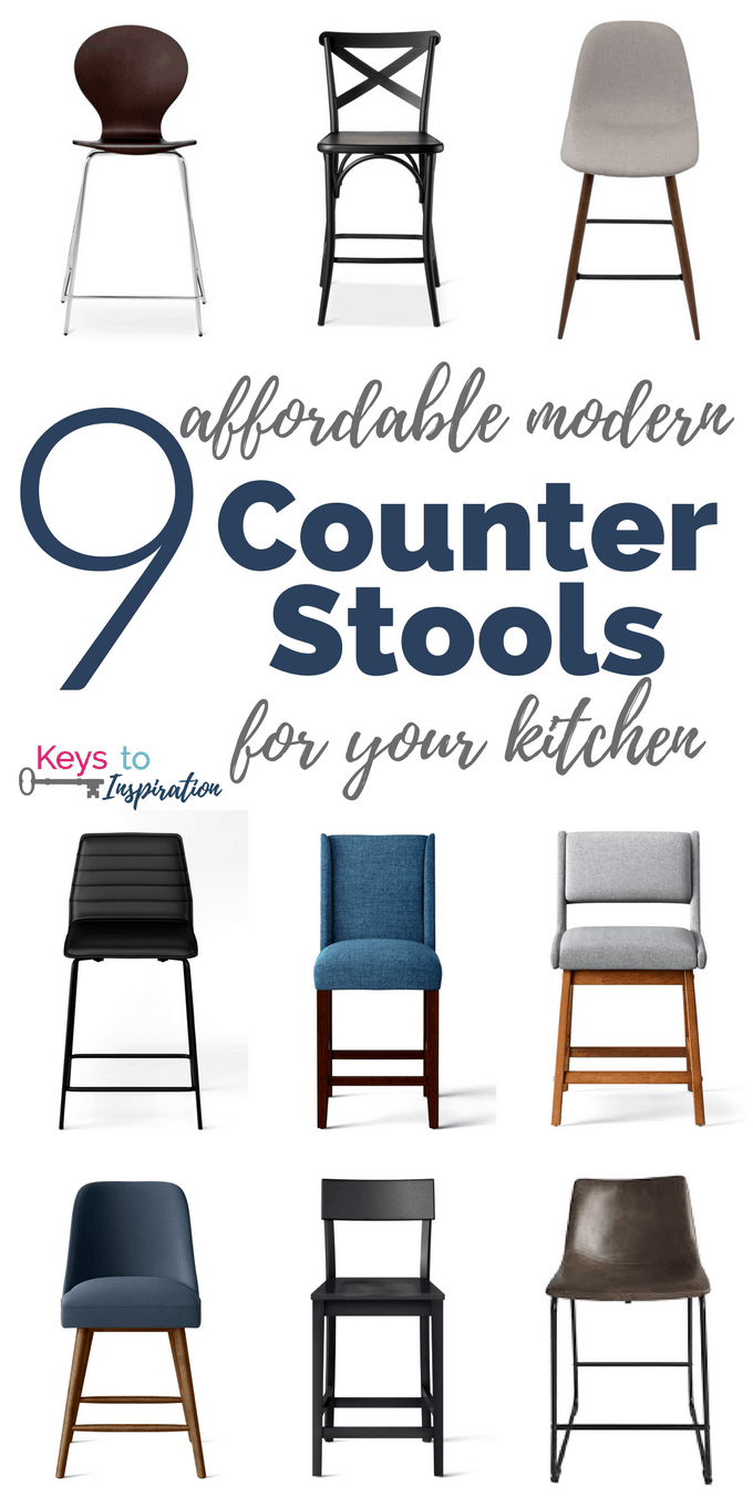 Beautiful And Affordable Modern Classic Counter Stools For Your Kitchen At  A Budget Price. Check