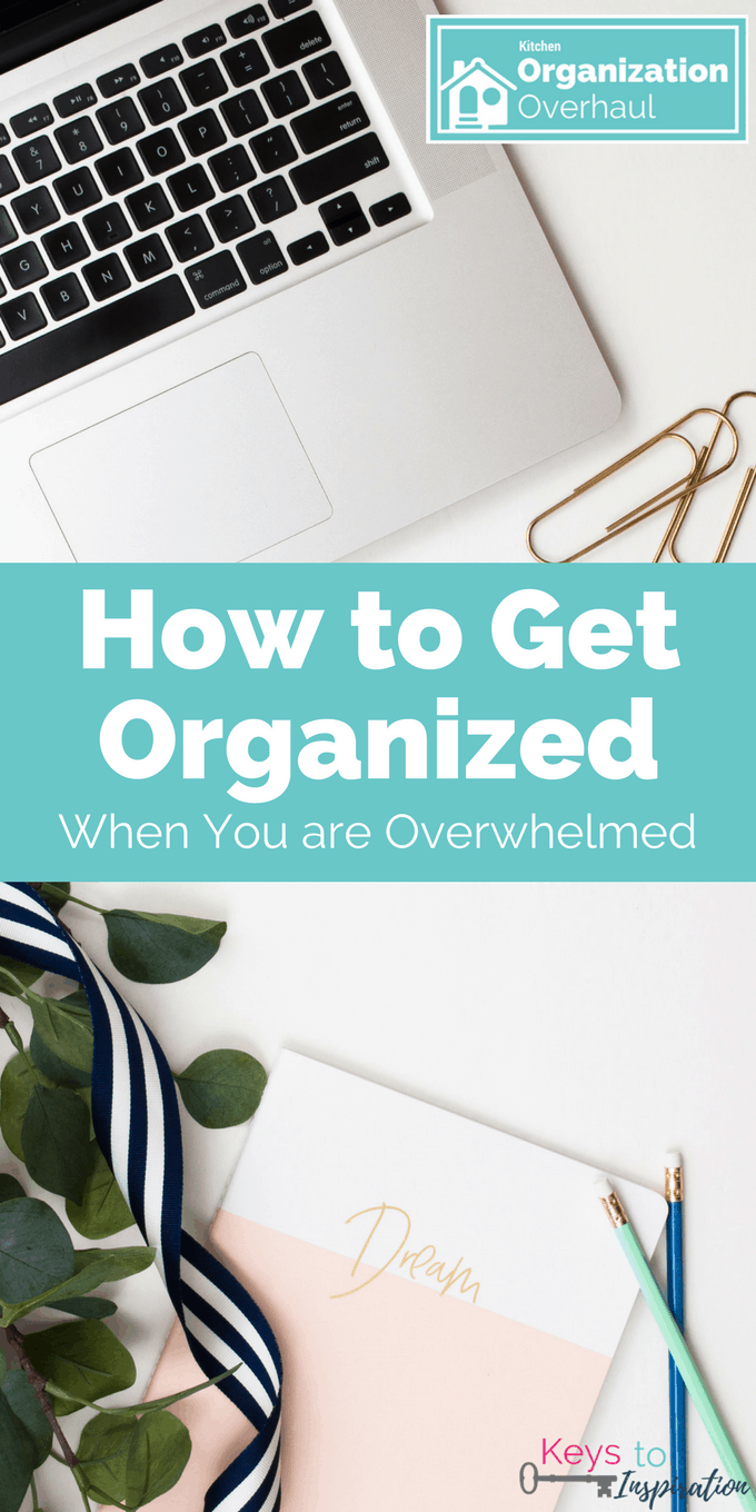 1. Organize your mornings.