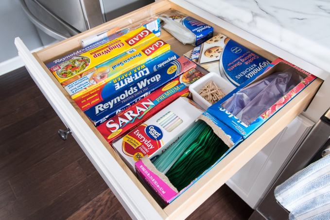Organized Kitchen Cabinets and Drawers {Part 1} » Keys To ...