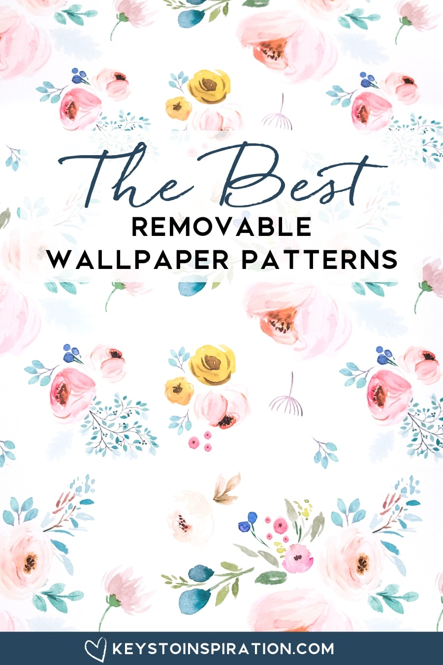 The Best Removable Wallpaper Patterns Keys To Inspiration