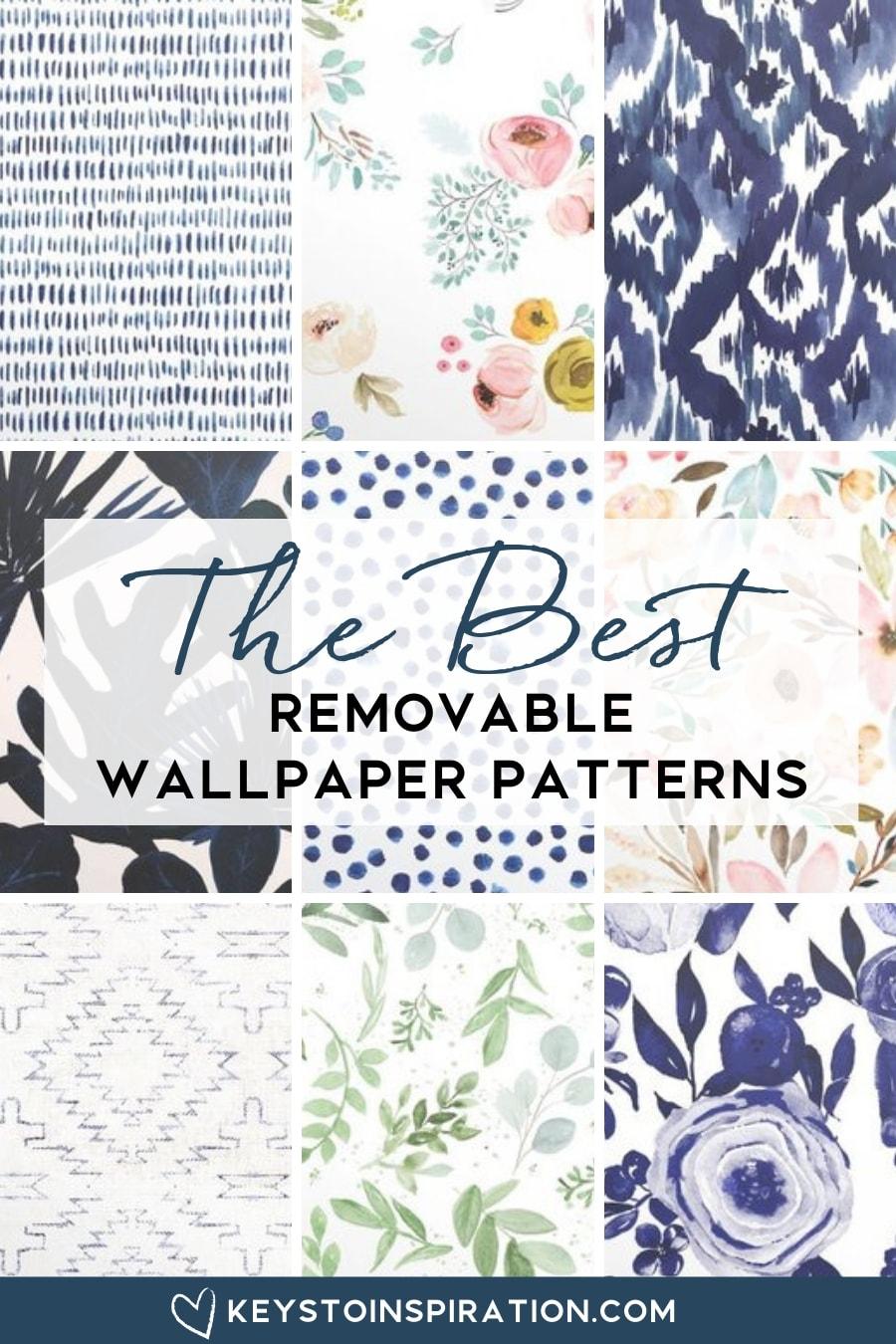 The Best Removable Wallpaper Patterns Christene Holder