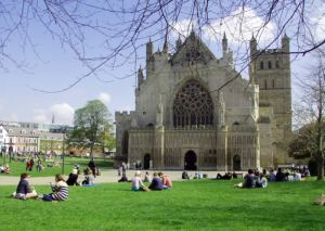 The Cathedral Church of St Peter, Exeter, Devon