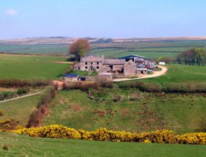 The Victoria County History Project on Exmoor Farmsteads