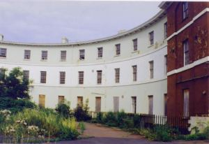 The Gloucester Lunatic Asylum, Horton Road, Gloucester