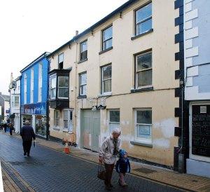 The Old Coaching Inn, Fore Street, Brixham, Devon