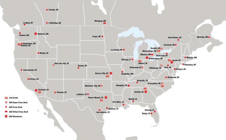 Locations Keystone Automotive Operations Inc