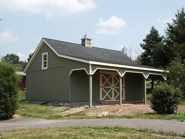 Mustajab Pole Barn Plans With Loft