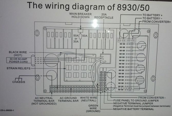 magnum 3000w inverter in 50amp system  keystone rv forums