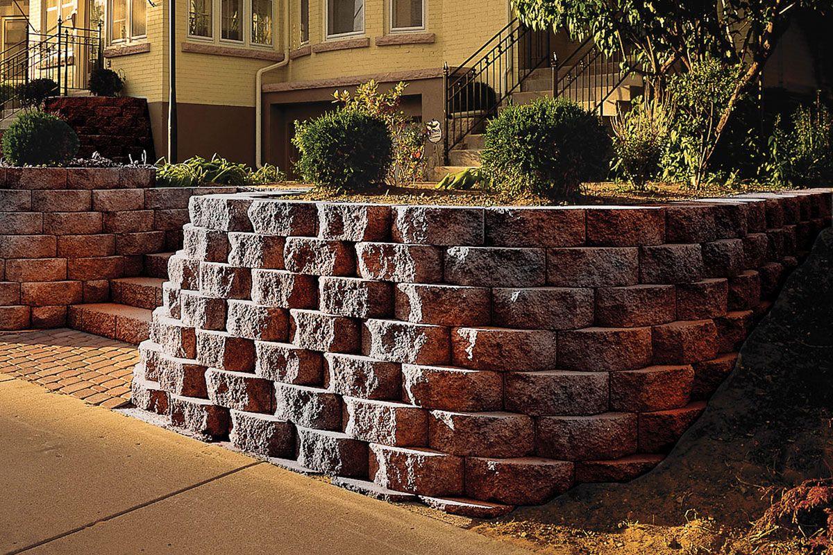 Regal Stone 174 Tri Plane Keystone Retaining Wall Systems
